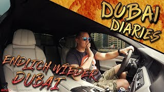 Dubai Diaries |  Endlich wieder Dubai | SimonMotorSport | #404