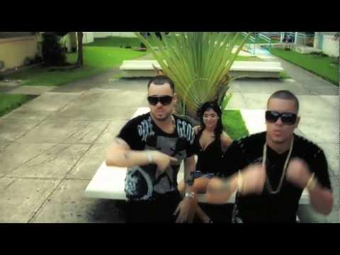 wibal & alex - la nena del caserio (official video)(official remix).flv