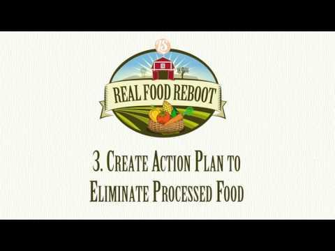 Real Food Reboot: Pantry