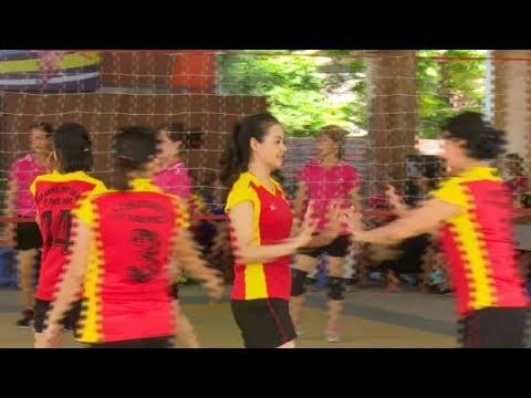 [DỘI BOM] Giải bóng chuyền hơi nữ TP Chí Linh 2019 – Phần 3 [Luật bóng chuyền hơi 2019]