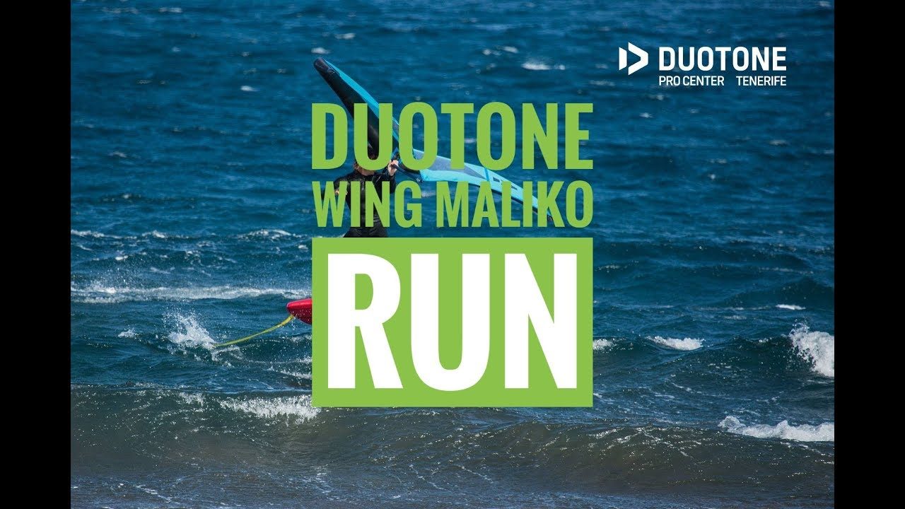 Maliko Downwinder with the Duotone Foil Wing