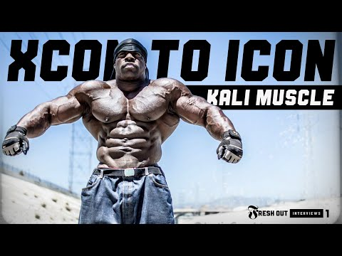 Kali Muscle - X-Con to Icon - Fresh Out: Life after the Penitentiary