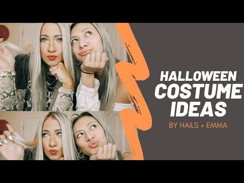 HALLOWEEN COSTUME IDEAS 2020