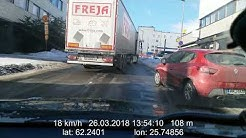 Bad Drivers of Finland #55
