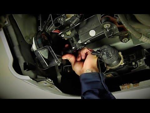 Arnott OE Air Compressor Installation