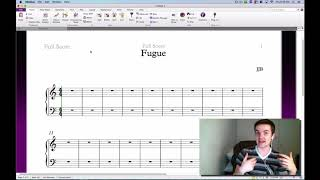 How to Write a Fugue - Part 1 (Introduction)