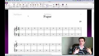 Bir Füg Yazmak için nasıl - Bölüm 1 (Giriş)