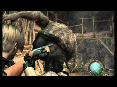 Resident Evil 4 HD A Rock and a Hard Place Achievement Guide