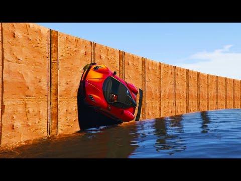 GTA 5 Real Life In Game WALL RIDES ;)            GTA 5