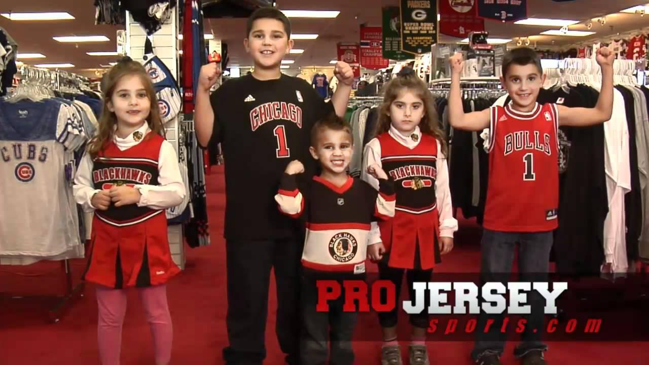 Pro Jersey Sports