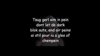 Big Girls Cray-Sia(Con Pronunciación)