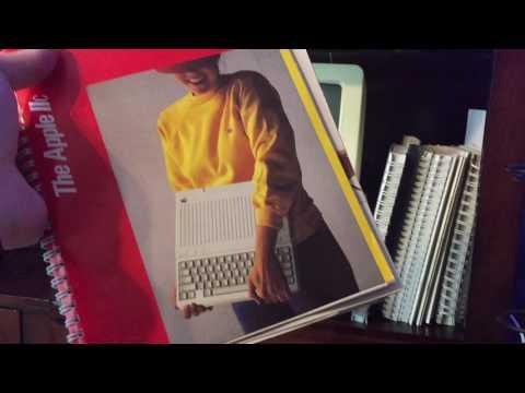 My Apple II & Macintosh Retro Computer Collection