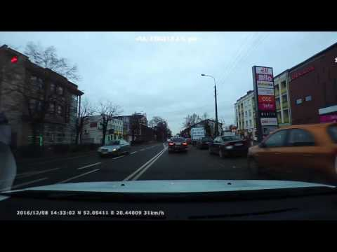 ConnectedCAM Citroen C3 Test Raw Footage Video And Photo In Different Conditions