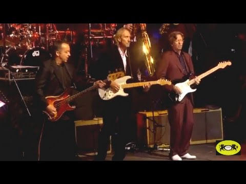 """Carrack, Clapton, Ringo Starr & Friends - """"HOW LONG AS THIS BEEN GOING ON (live)"""""""
