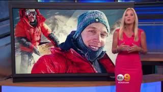 Baixar CBS Los Angeles Sports Central Jill Arrington Colin O'Brady Feature