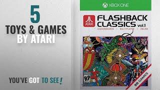 Top 10 Atari Toys & Games [2018]: Atari Flashback Classics: Volume 1