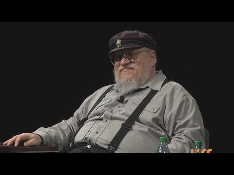 George RR Martin on the Origin of A Song of Ice and Fire