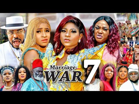 Download MARRIAGE WAR SEASON 7 (New Movie) DESTINY ETIKO 2021 Latest Nigerian Nollywood Movie 720p