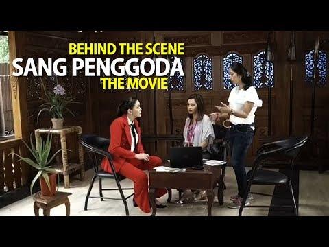Maia Estianty Behind The Scene SANG PENGGODA The Movie Dengan Tata Janeeta