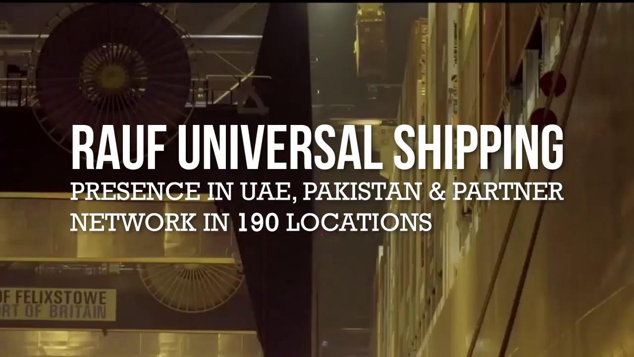 Rauf Universal Shipping