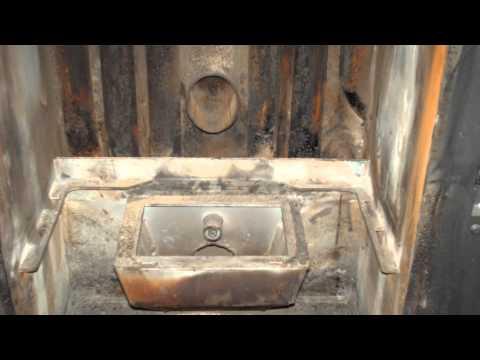 pulizia stufa a pellet youtube