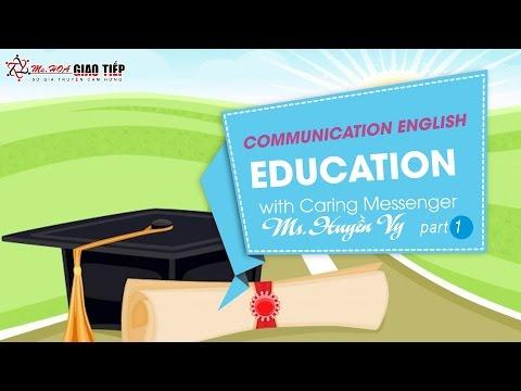 [Everyday English] Education Part 1