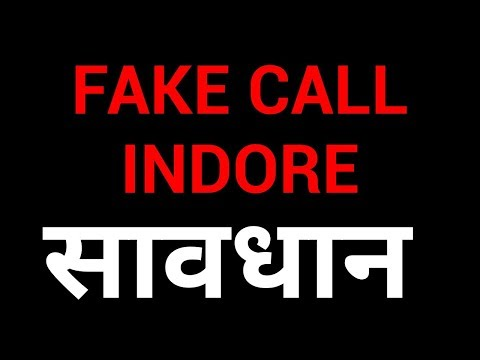 Fake Stock Tips Call from Indore - How they trap Investor or
