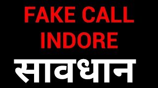 Fake Stock Tips Call from Indore - How they trap Investor or Trader
