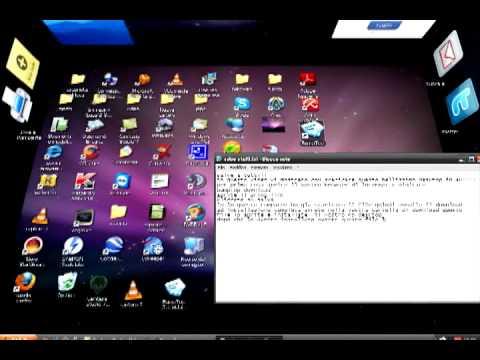 come avere il proprio schermo in 4D!!!