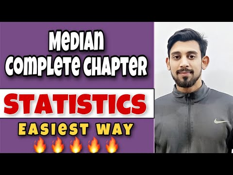 Median | Complete Chapter | Statistics