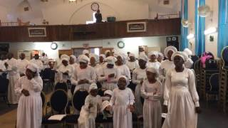 hymn 701 yoruba ccc nyp first youth service of 2017