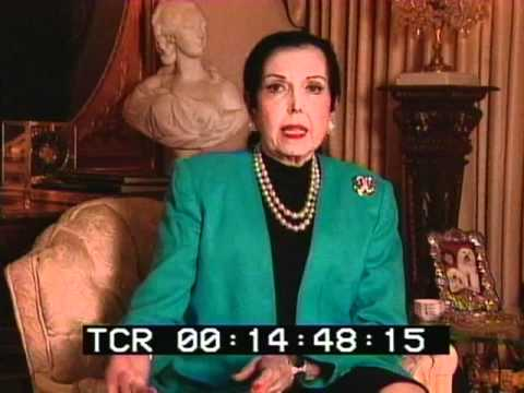 Ann Miller 1996 Interview Part 7 of 8