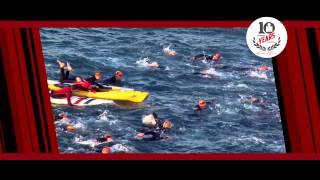 Moments of IRONMAN South Africa - 2013: Team Garwood's Moment