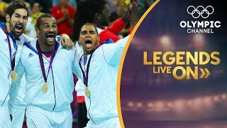 The Story of Handball Great Didier Dinart | Legends Live On