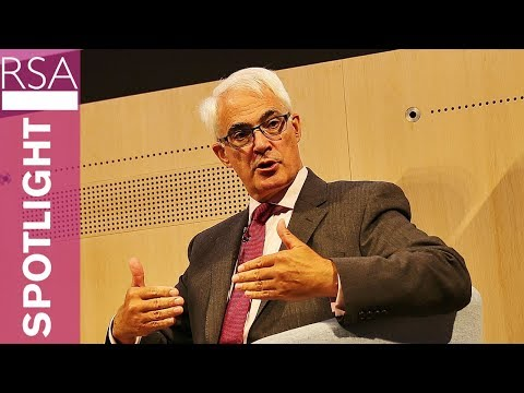 10 Years After The Financial Crash With Alistair Darling
