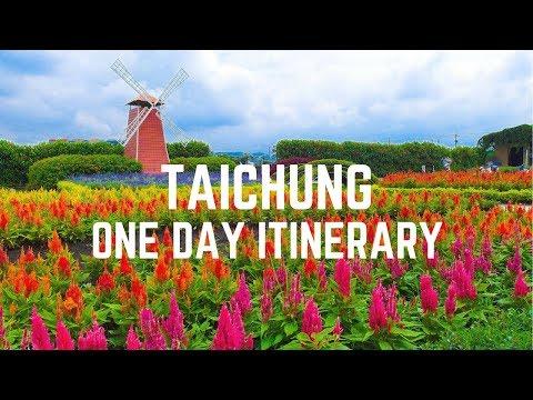 Taichung, Taiwan: One Day Trip Itinerary | ShiiirleyTravels