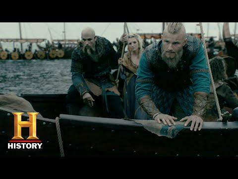 Vikings: Season 5 Character Catch-Up - Bjorn (Alexander Ludwig) | History