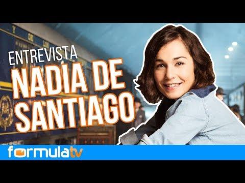 Nadia de Santiago habla de la popularidad mundial de 'Las chicas del cable'