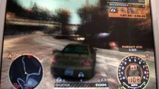 Need For Speed Most Wanted Mitsubishi Lancer