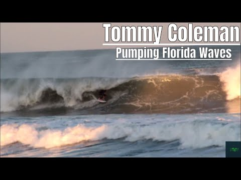 Florida Waves Turn On!! (Tommy Coleman)