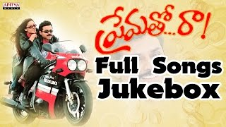 Prematho Raa Telugu Movie Songs Jukebox  II Venkatesh, Simran