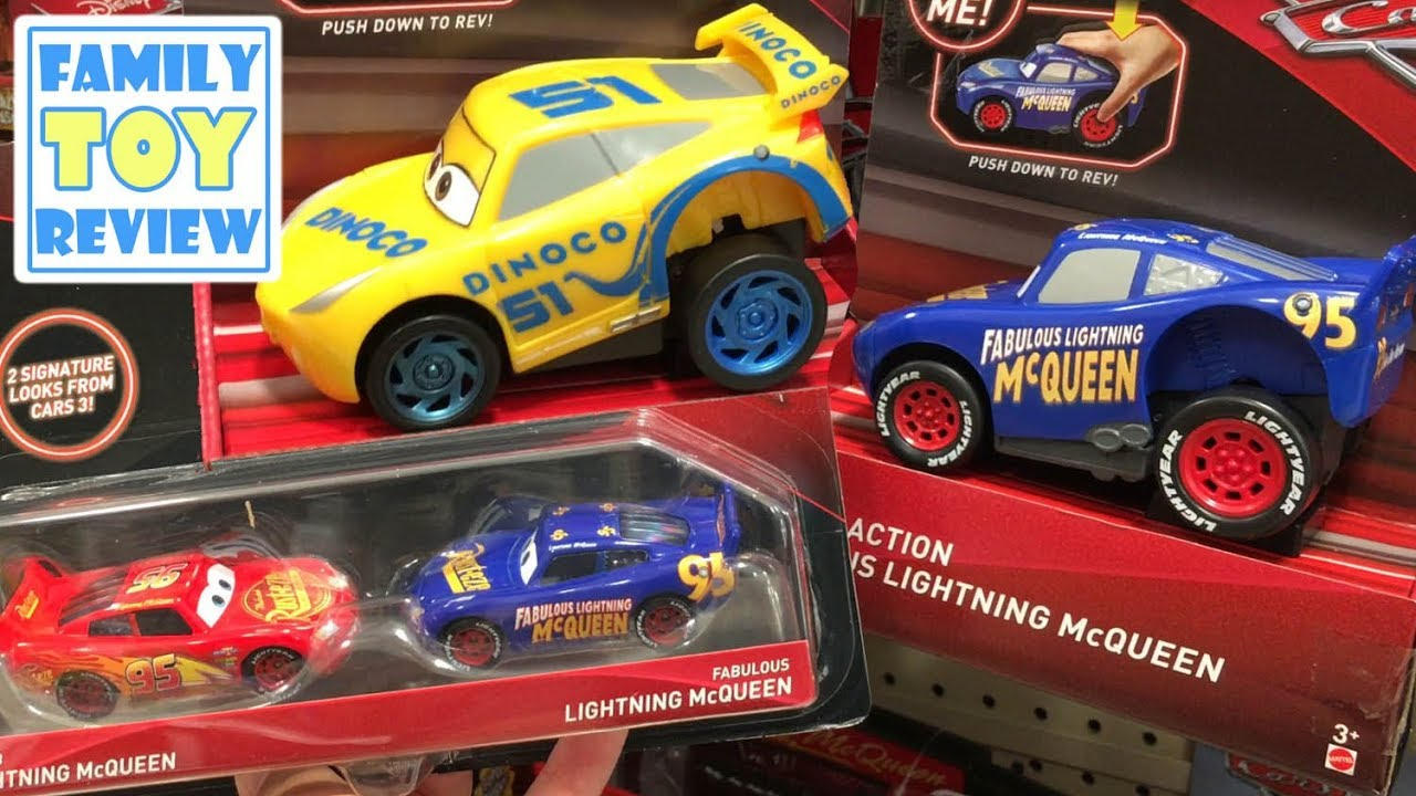 New Cars 3 Toys R Us Toy Hunting Fabulous Lightning Mcqueen Thomas