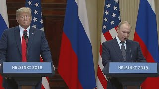 White House announces second Putin summit, DNI Coats doesn't know what happened in first one