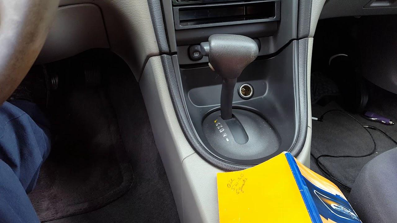2004 ford mustang cigarette lighter fuse