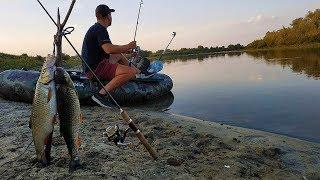 Река Десна что в тебе водится Рыбалка сплавом Часть 3
