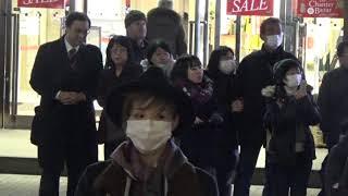 彩風咲奈!正月初日ファントム東京宝塚雪組出待ち2019/1/2