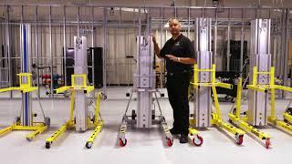Sumner Lift Series - Short Stack