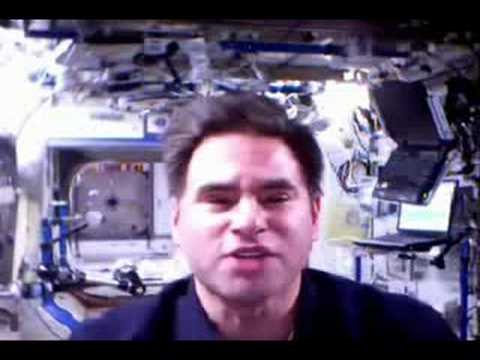 Ask Astronaut Greg Chamitoff: Fitness and Stress in Space