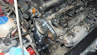 видео Замена масла по регламенту, или как умирает двигатель от регламентного обслуживания