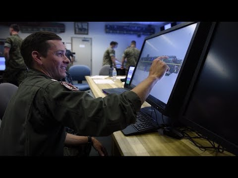 TECH ALERT - U.S Deployed New Touch Screen Control For Carrier Air Wing